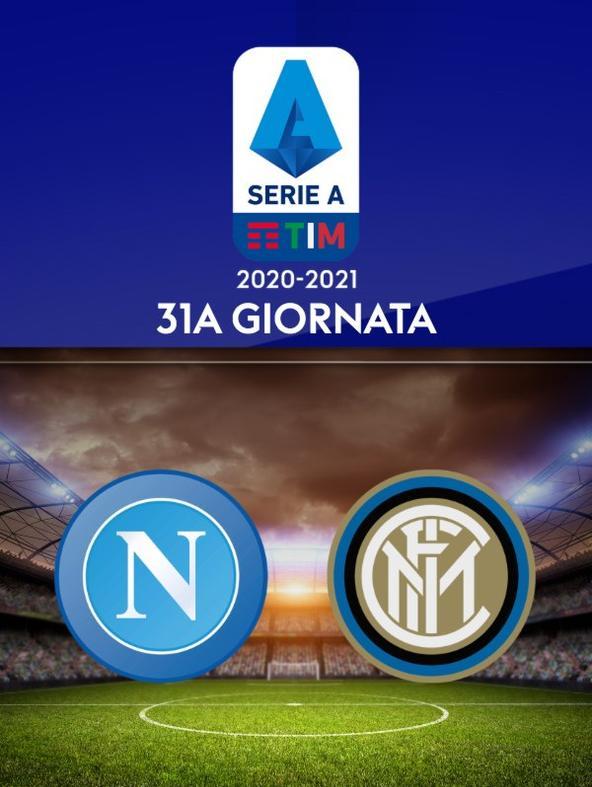 Napoli - Inter. 31a g.