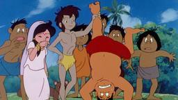 Mowgli e Meshua insieme