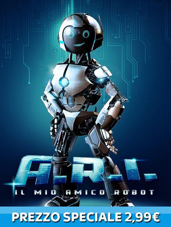 A.R.I.: Il mio amico robot