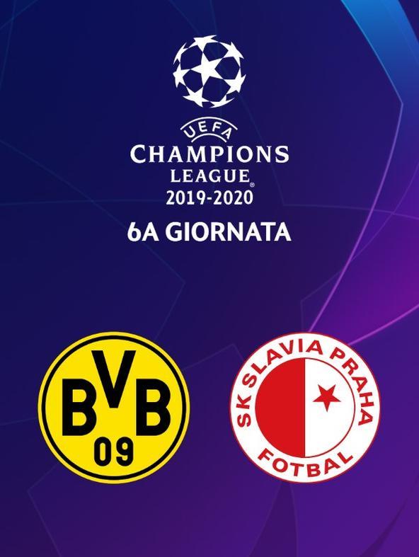 Borussia D. - Slavia P.. 6a g.