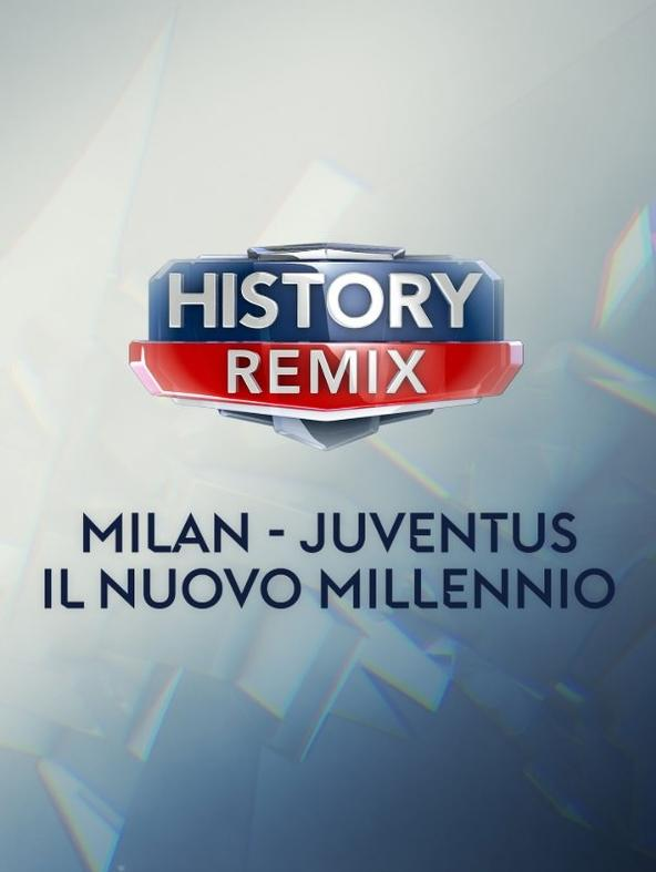 History Remix Milan-Juventus Il Nuovo...