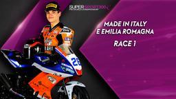 Made in Italy e Emilia Romagna. Race 1