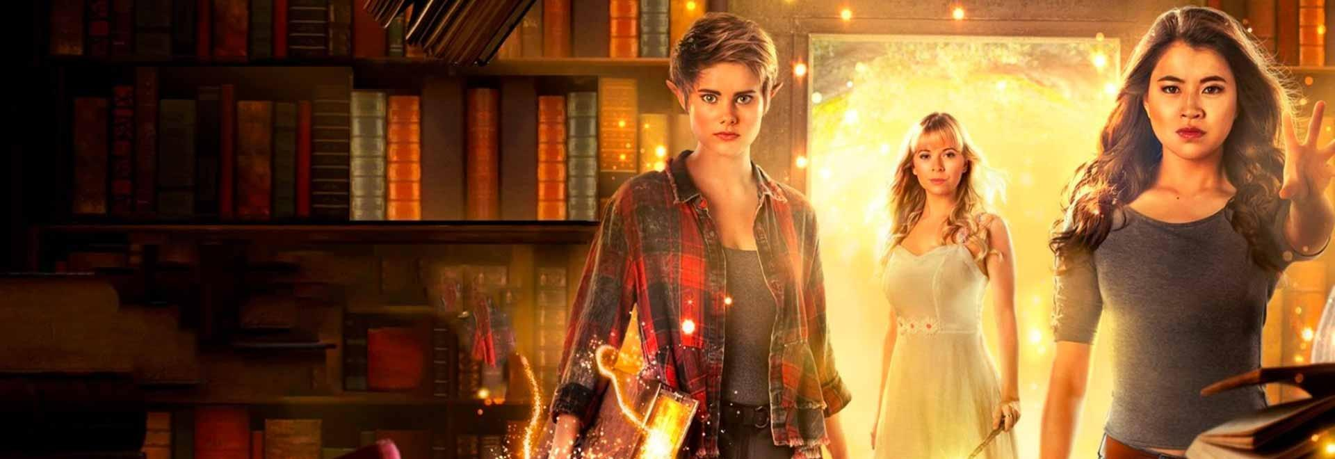 La biblioteca della magia