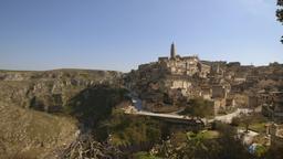 I sassi di Matera e il Parco delle chiese rupestri