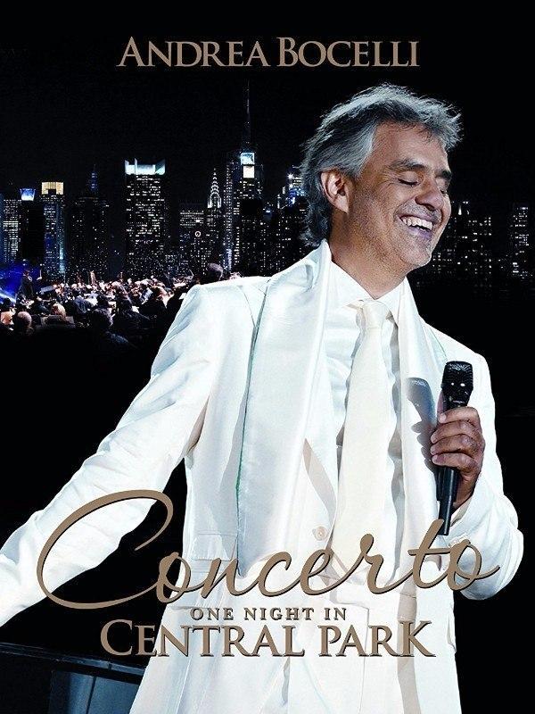 Andrea Bocelli - Live in Central Park