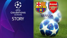 Barcellona - Arsenal 2006