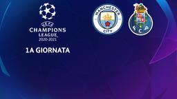Manchester City - Porto. 1a g.