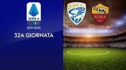Brescia - Roma. 32a g.