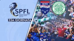 Ross County - Celtic. 33a g.