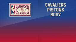 Cavaliers - Pistons 2007. Game 5. Eastern Conference Finals