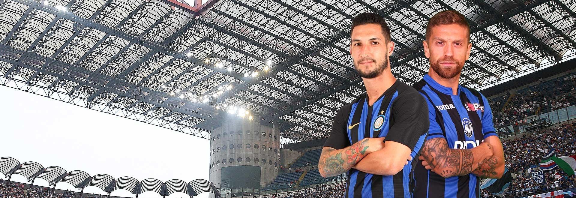 Inter - Atalanta. 31a g.