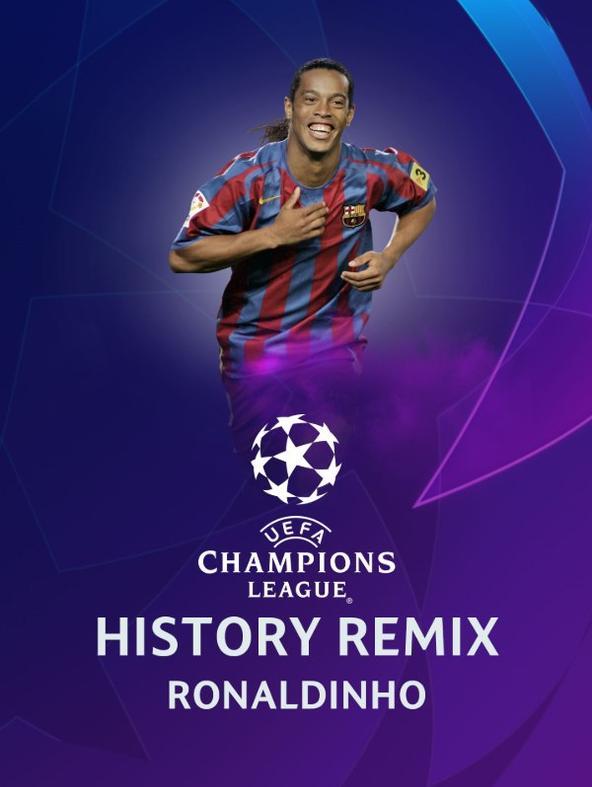 History Remix Ronaldinho