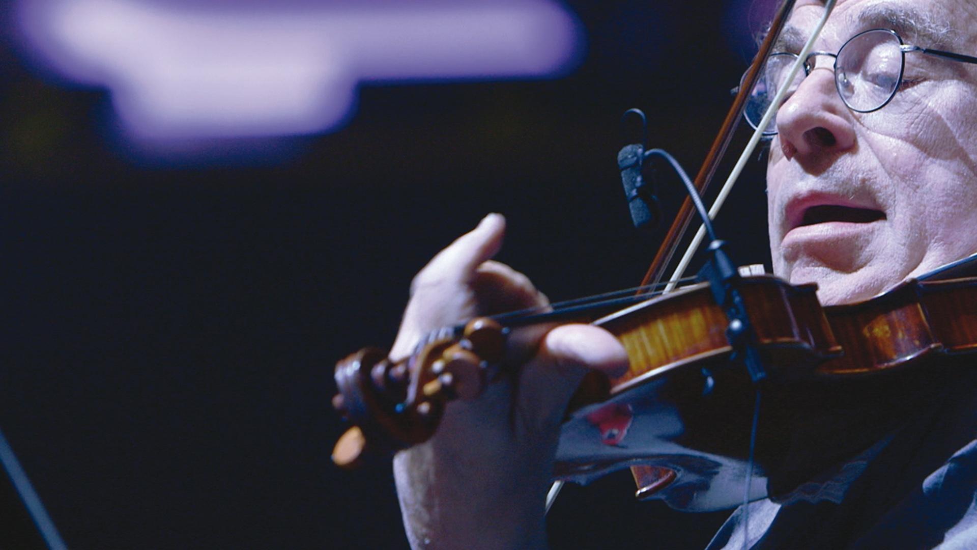 Sky Arte HD Itzhak Perlman - Una vita per il violino
