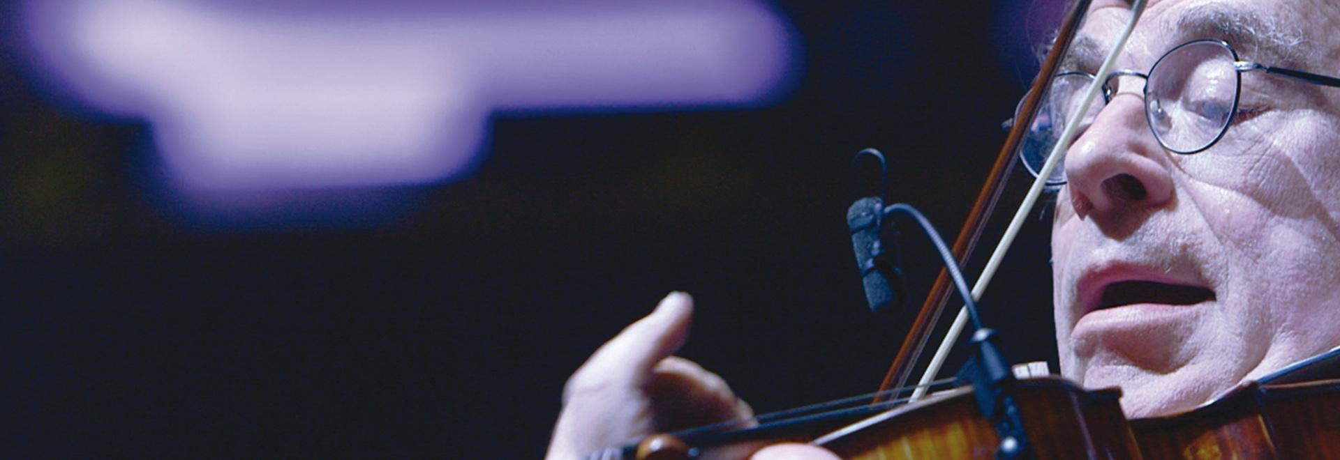 Itzhak Perlman - Una vita per il violino