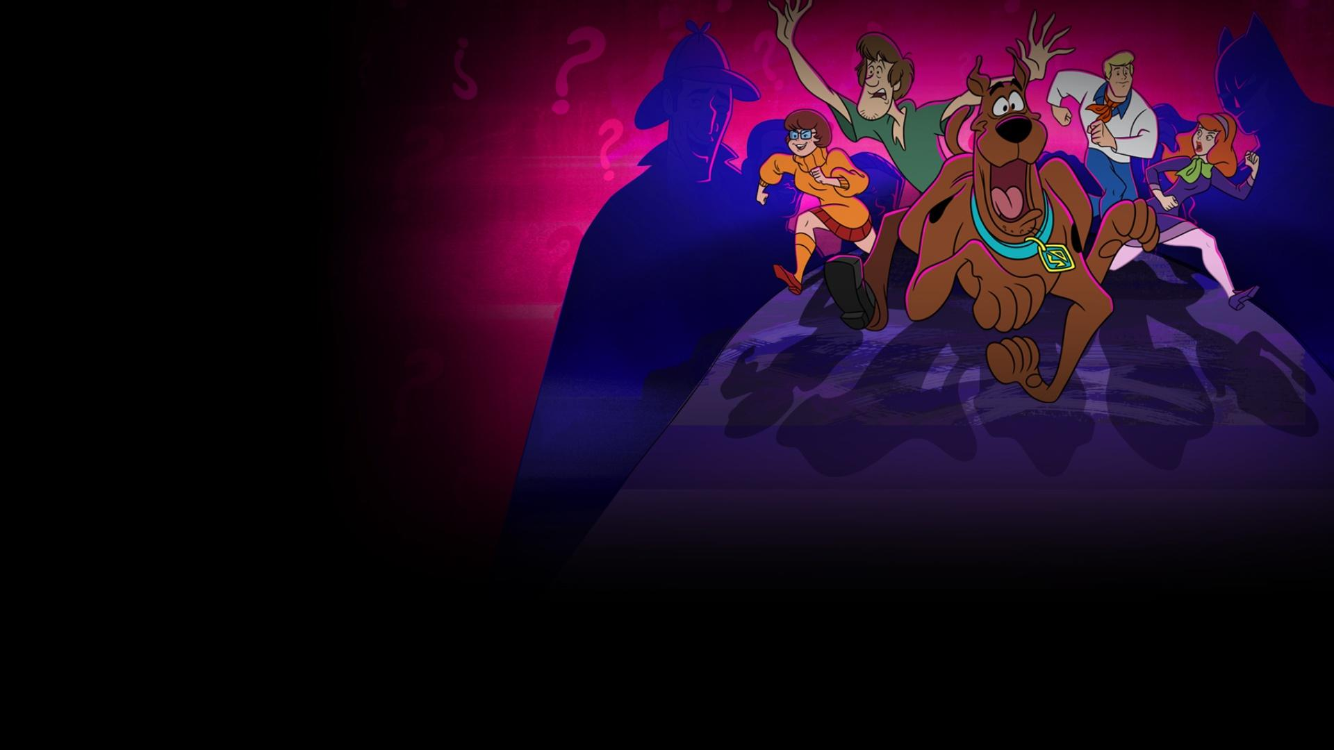 Boomerang Scooby-Doo and Guess Who?