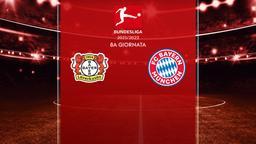 Bayer Leverkusen - Bayern Monaco