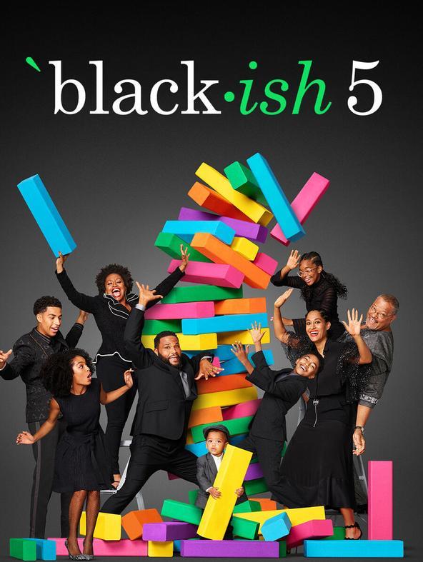 S5 Ep16 - Black-ish