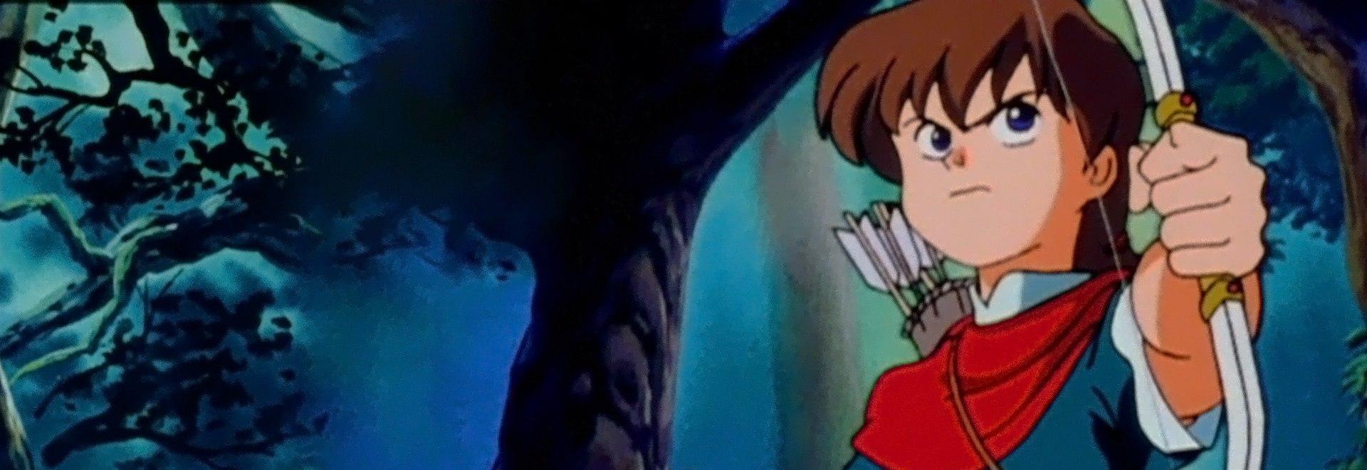 Robin e Cleo si riconciliano