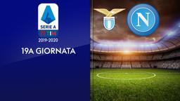 Lazio - Napoli. 19a g.