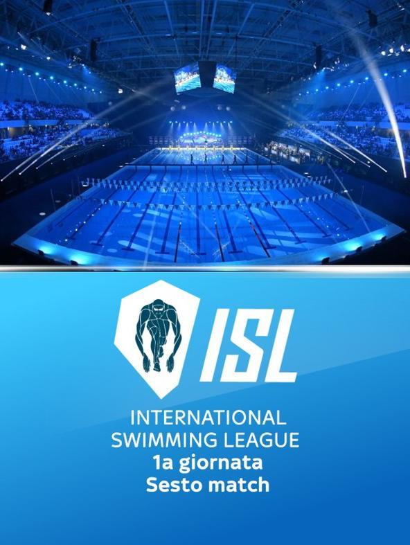 International Swimming League  (diretta)