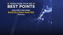 Migliori 3 recuperi Barcellona Master Maschile