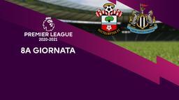 Southampton - Newcastle. 8a g.