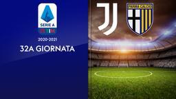 Juventus - Parma. 32a g.
