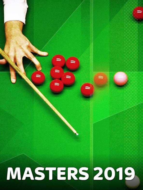 Snooker: Masters 2019
