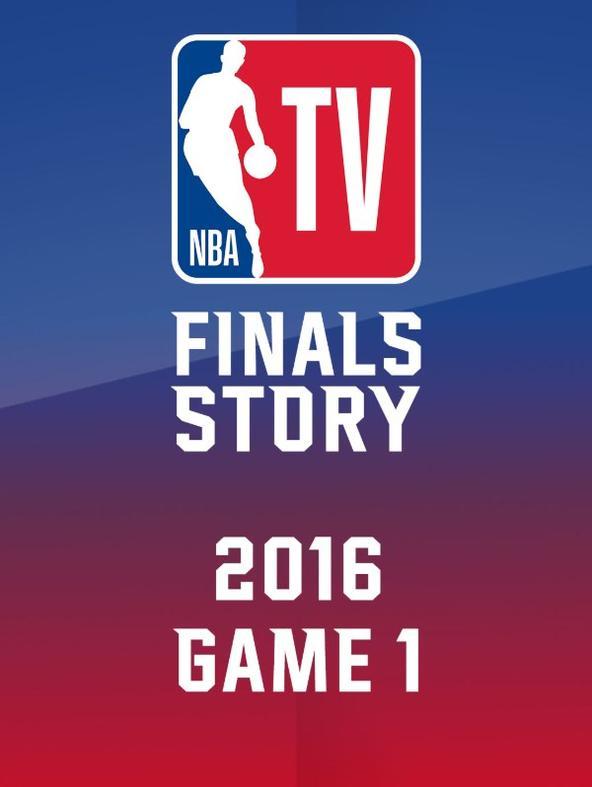 NBA TV Finals Story
