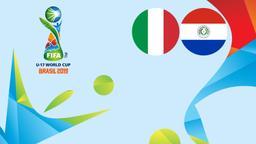 Italia - Paraguay