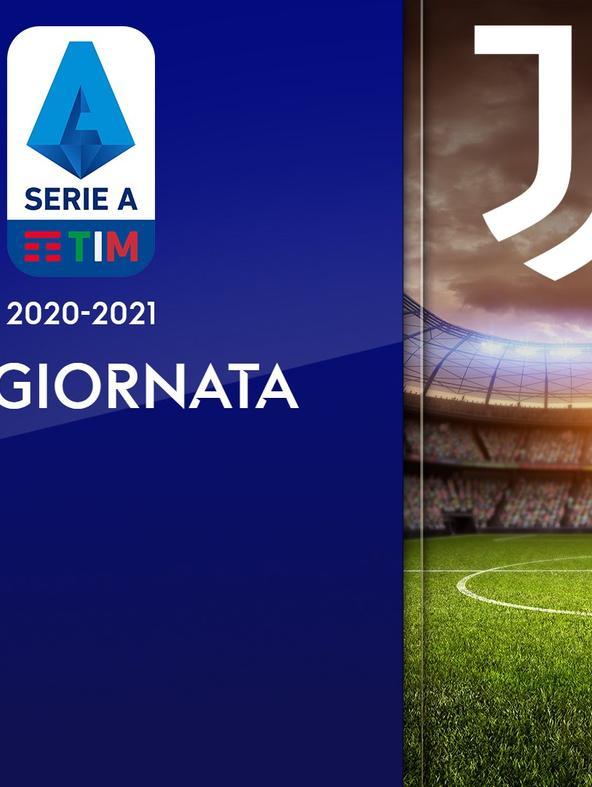 Juventus - Spezia. 25a g.