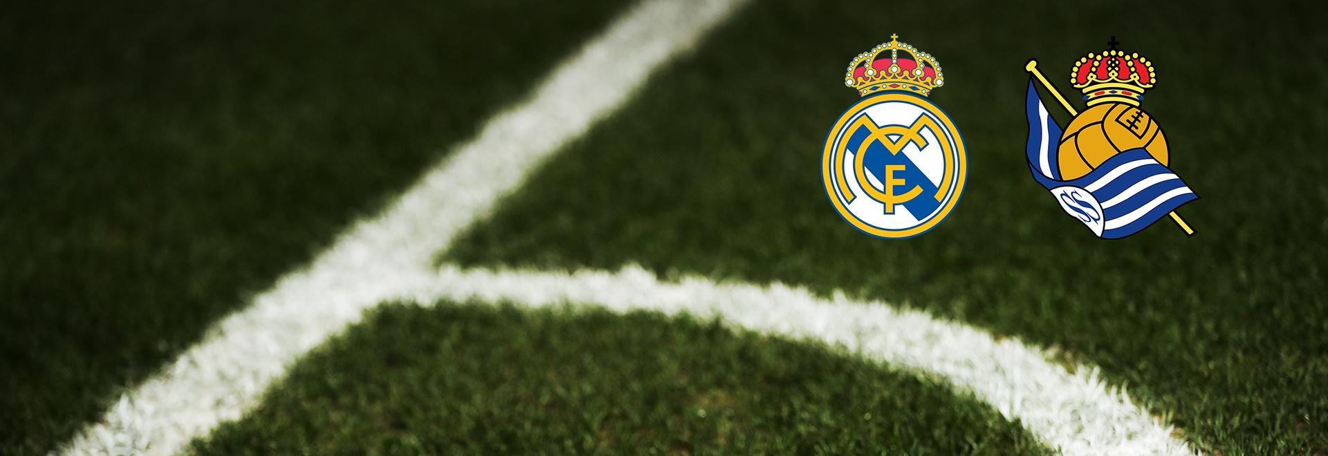 Real Madrid - Real Sociedad. 14a g.