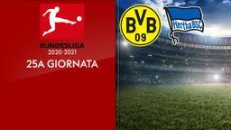 Borussia Dortmund - Hertha B. 25a g.