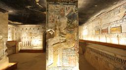 La tomba di Cleopatra