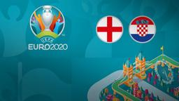 Inghilterra - Croazia. 1a g. Gruppo D