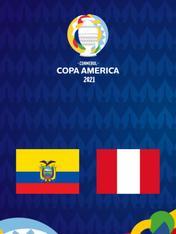 Ecuador - Peru'