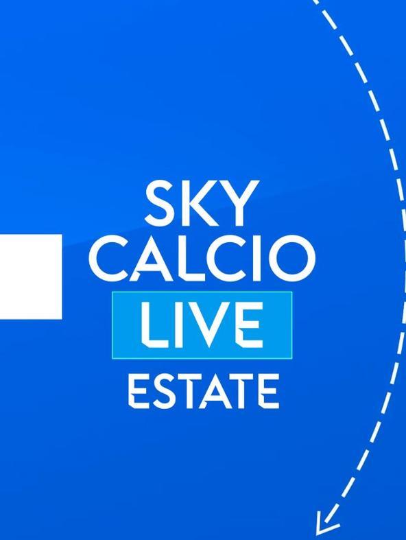 Sky Calcio Live Estate