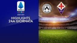 Udinese - Fiorentina