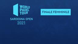 Sardegna Open: Finale F