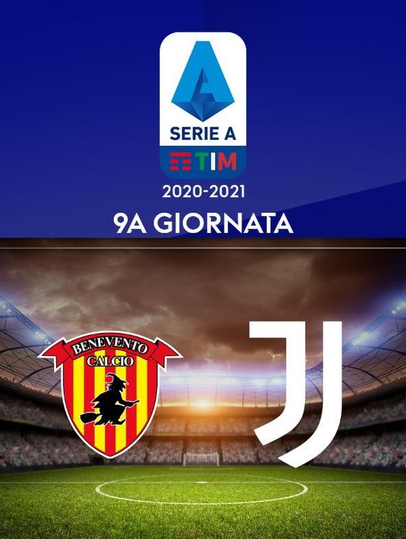 Benevento - Juventus    (diretta)