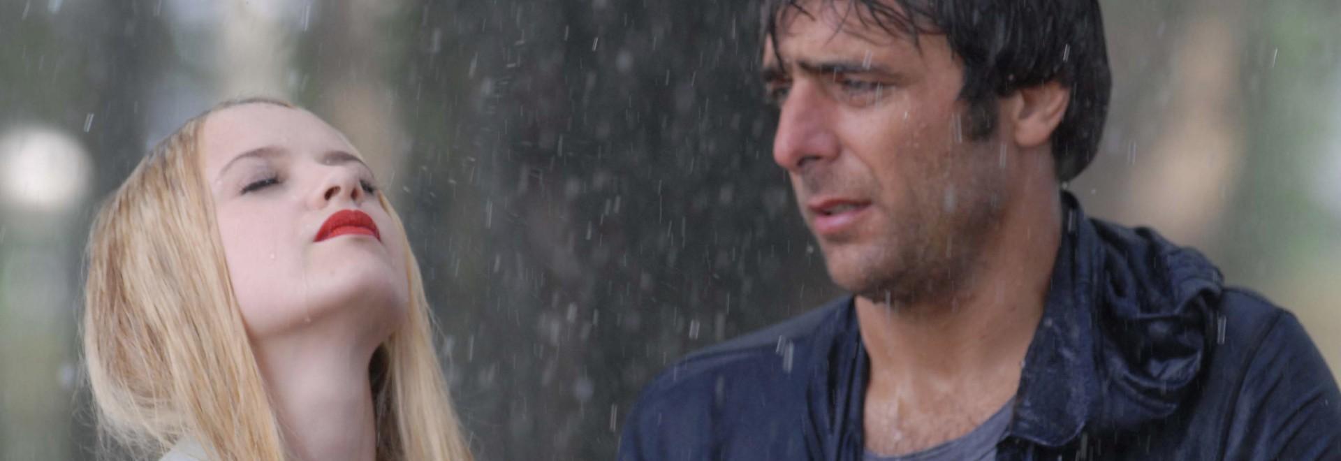 Sandrine nella pioggia