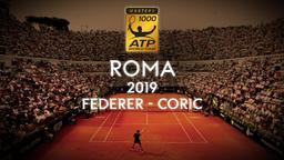 Federer - Coric. Ottavi