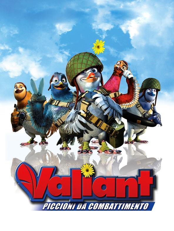 Valiant - Piccioni da combattimento