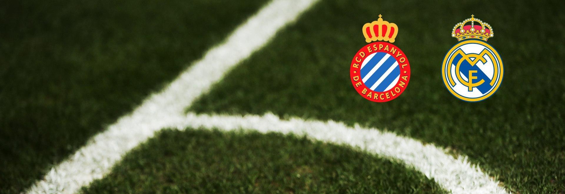 Espanyol - Real Madrid. 32a g.