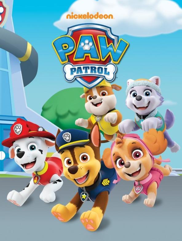 S6 Ep26 - Paw Patrol