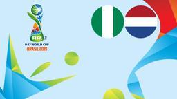 Nigeria - Olanda. Ottavi
