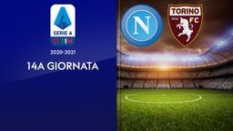 Napoli - Torino. 14a g.