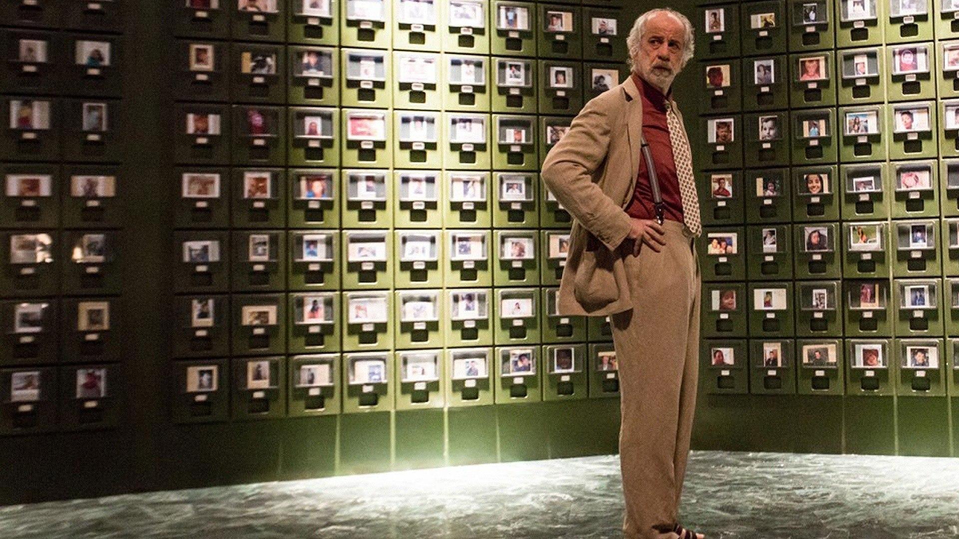 Primafila 17 L'uomo del labirinto