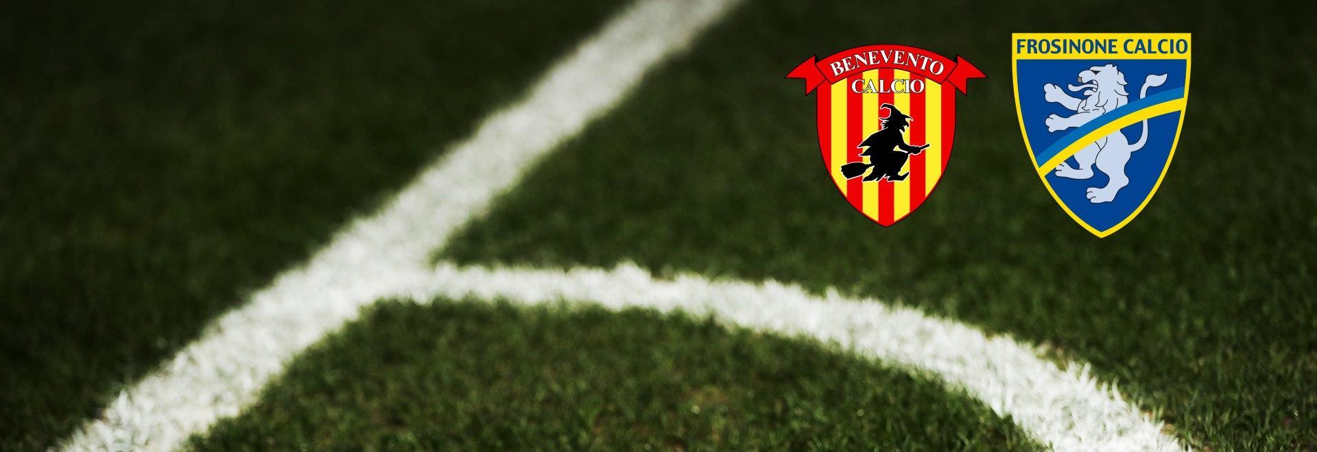 Benevento - Frosinone. 17a g.