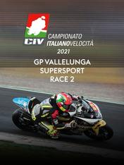 GP Vallelunga: Supersport